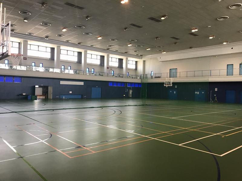 19~21時 [浜甲子園]体育室半面
